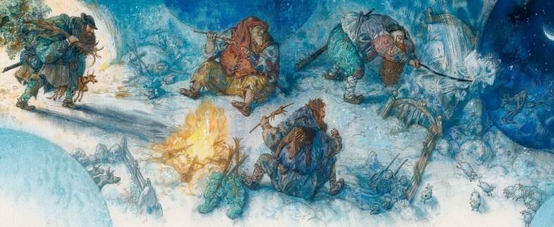 Сказка Храбрый портняжка, Братья Гримм