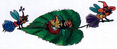 Сказка Хвосты - картинка 8