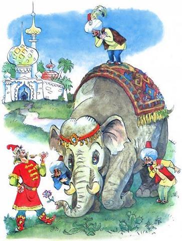 Иван - коровий сын слон индийский