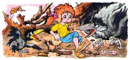 Как Маша нянчила воронят