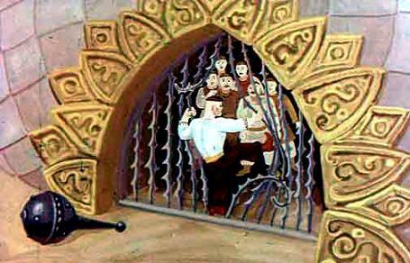 Катигорошек открыл двери своим братьям