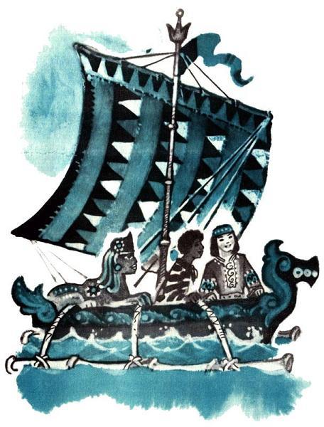 Сказка Клад, Филиппинская сказка
