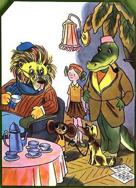 Крокодил Гена и его друзья | Изображение - 15