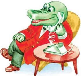 Крокодил Гена и его друзья | Изображение - 26