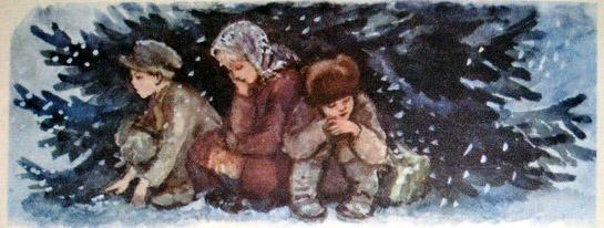 Сказка Латка, Виталий Бианки