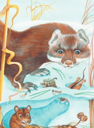 мышка сорочьи сказки