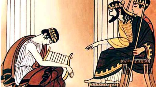 Орфей и Аид