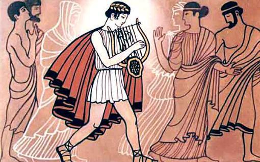 Орфей в царстве мёртвых