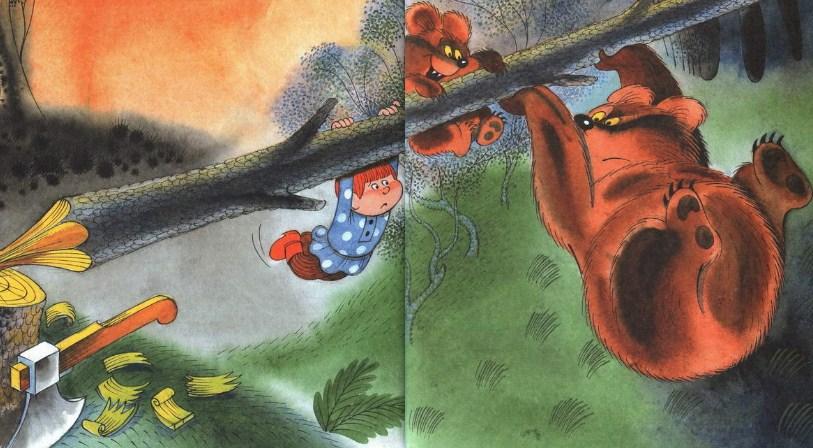 Петя и медвежонок Потап | Изображение - 14
