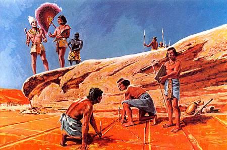 Фараон Джосер и его гениальный зодчий Имхотеп