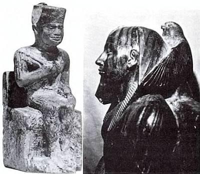 фигурка фараона Хеопса