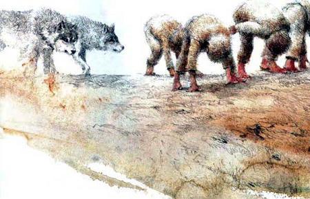 дети и волки