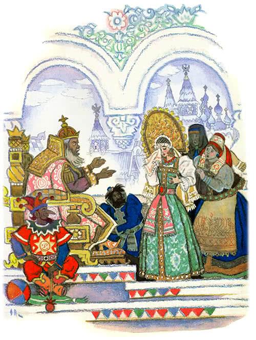 Сказка По щучьему веленью, Русская народная сказка