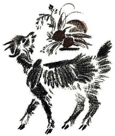 Серенький козлик