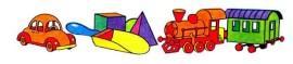 паравозик игрушки