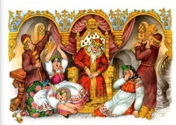 Сказка о царе Салтане | Изображение - 16