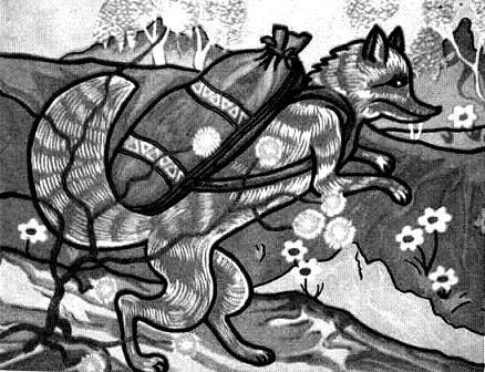 Сказка о лисичке