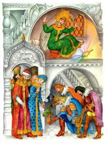 Сказка о мёртвой царевне и семи богатырях   Изображение - 3