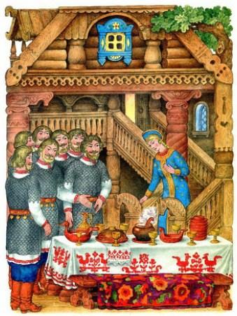 Сказка о мёртвой царевне и семи богатырях   Изображение - 6