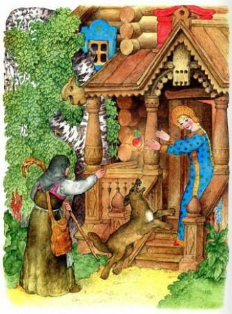 Сказка о мёртвой царевне и семи богатырях | Изображение - 10