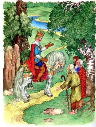 Сказка о мёртвой царевне и семи богатырях | Изображение - 13