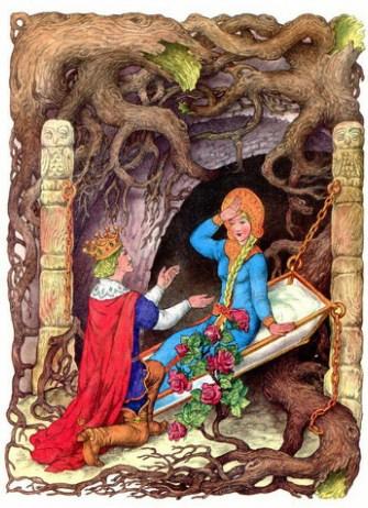 Сказка о мёртвой царевне и семи богатырях | Изображение - 16