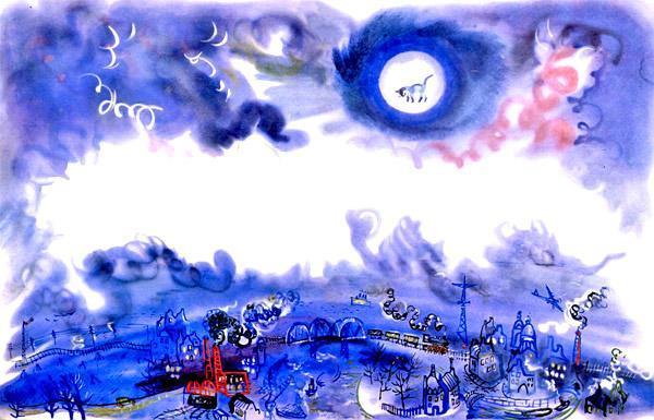 Сказка про лунный свет, Гернет Нина