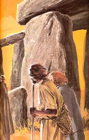 Стонхендж — святилище Солнце и каменный компьютер.