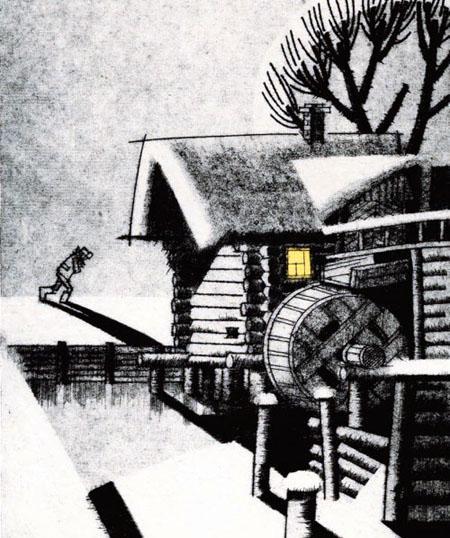 Сказка Тёплый хлеб, Паустовский Константин