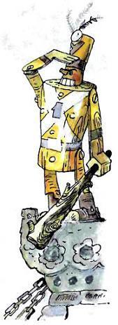 деревянный солдат