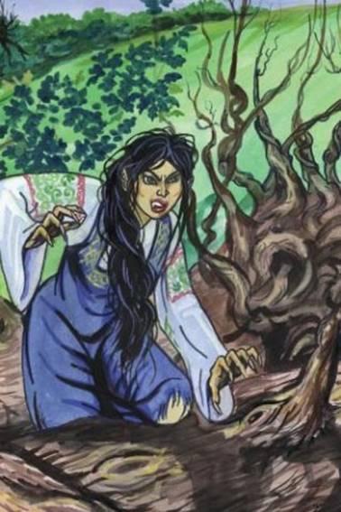 Ведьма и Солнцева сестра. Русские народные сказки