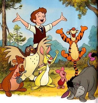Винни Пух и его друзья