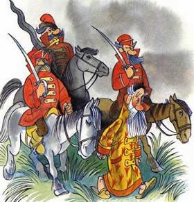 царь Макар и его стрельцы
