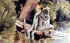 Сказка Водяная, Татарская сказка