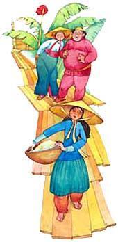 сиротка по имени Нью Тхи Маи