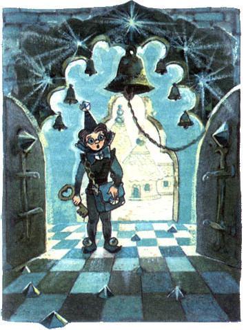 страж ворот Изумрудного города