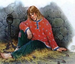 Сказка Волшебное кольцо, Русская народная сказка