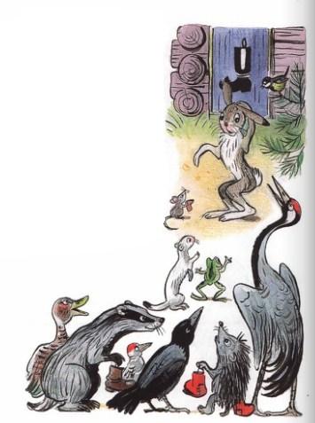 Зайка-траву поедайка и его семья | Изображение - 6