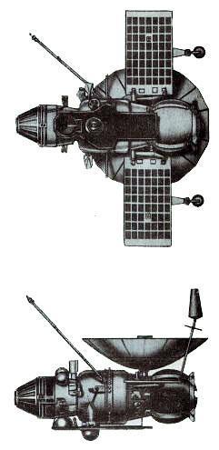 Автоматическая станция «Венера-4».