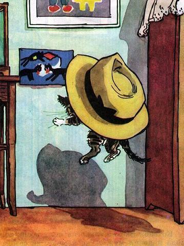 Сказка Живая шляпа, Носов