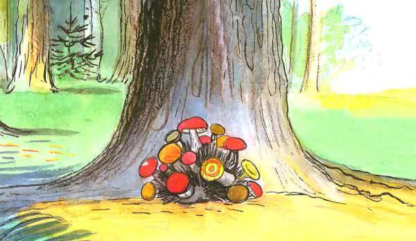 Живые грибы - Сутеев В.Г.