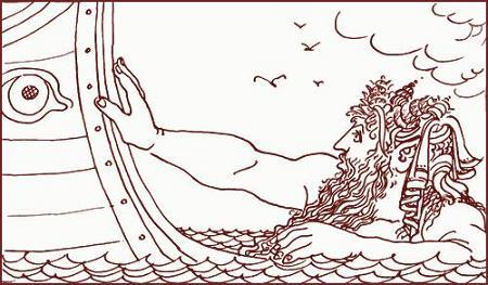 Как аргонавты расстались с великим Гераклом