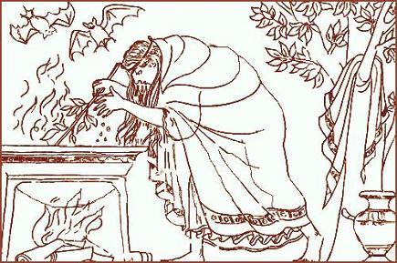 Как Пелий обманул Язона